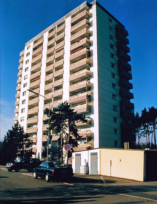Tannenstraße 1, Roethenbach a.d. Peg. Balkon-Betonsanierung