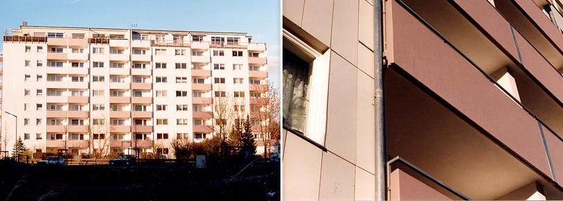 Seidelsteig 1-3, Tennenlohe Beton-/Balkonsanierung